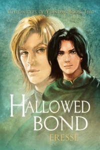 Hallowed Bond - book jacket